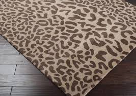 Animal Area Rugs Cheetah Print Area Rug Roselawnlutheran