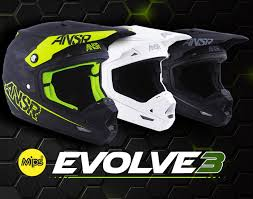 answer motocross helmets answer racing 2017 evolve 3 mips offroad motocross motorcycle