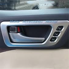toyota highlander 2016 interior new chrome interior door handle bowl cover trim for toyota
