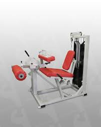 leg extension leg curl machine gymequip eu