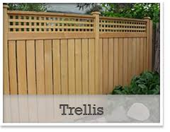 Timber Trellis Timber Fencing Supply And Installation Fence Panels Posts And