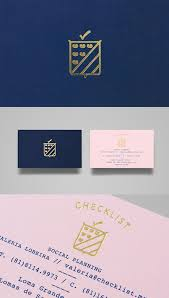 Event Business Cards Sophisticated And Feminine Gold Foil Business Card For An Event