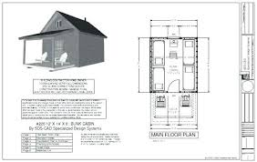 log cabin plan small cabin plans with porch thecashdollars com