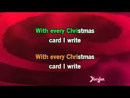 karaoke white christmas michael bublé youtube