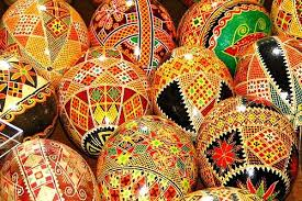 ukrainian easter egg west ukraine