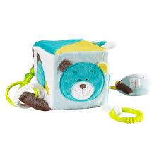 jouet siege auto jouet d éveil bébé cube d activités paddy de sauthon baby deco sur