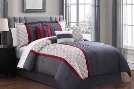 Camo Bedding Sets Full Creativeness Grey Bed Set Full Tags Grey And Orange Bedding