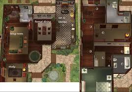 sims 2 floor plans the sims 2 house floor plans house interior