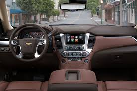 Chevrolet Suburban Interior Dimensions 2015 Chevrolet Tahoe Suburban Basic Specs Against Competition