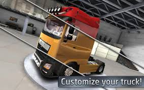 euro truck driver simulator android apps on google play