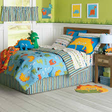 Girls Twin Bed In A Bag Dinosaur Bedding Twin For Girls Room Decorating Ideas With