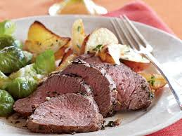 herb roasted beef and potatoes recipe myrecipes