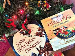 christmas personalized christmas personalized books for kids