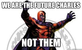Magneto Meme - tg traditional games