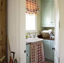Recessed Wall Niche Decorating Ideas Inspired Sink Skirt Trend Chicago Traditional Kitchen Remodeling