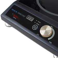 Swiss Induction Cooktop Max Induction Cooktop Standard Model