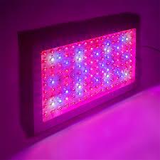 Full Spectrum Led Grow Lights Full Spectrum Led Grow Light 432w Equivalent Rectangular Panel