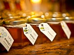 honey favors 6oz honey wedding jar favor give your guests even more sweetness