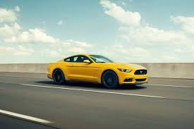 Yellow Mustang With Black Stripes 2017 Ford Mustang Sports Car Photos Videos Colors U0026 360