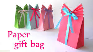 big gift bags diy crafts paper gift bag easy innova crafts