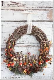 115 cool fall wreath ideas shelterness