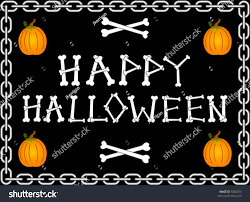 halloween sign border u2013 festival collections