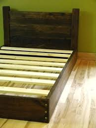 Bed Frame Without Wheels Bed Frame With Wheels Xl Bed Frame On Wheels Feei