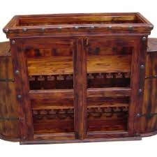 Rustic Bar Cabinet Small Bar Cabinet For Apartment In Dashing Hanging Ls Small