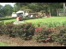 Backyard Trains You Can Ride For Sale by Backyard Train Set Up Narrow Gauge 7 1 2 Inch Youtube