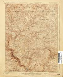 Map Of Western Pa Pennsylvania Historical Topographic Maps Perry Castañeda Map