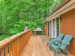 new spacious 3br jewett cabin w wraparound deck 4627134