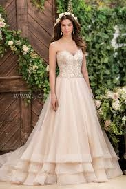 nyc wedding dress shops f181067 strapless tulle wedding dress with beading