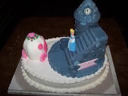 cinderella cake cake