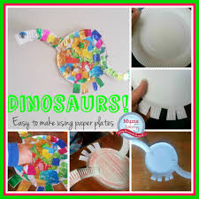 dinosaur easy kids craft