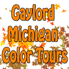 gaylord fall color tours michigan