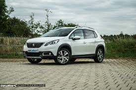 peugeot turbo 2016 2016 facelift peugeot 2008 review carwitter