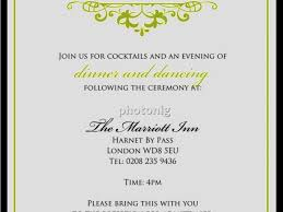 wedding reception invitation wording after ceremony wedding reception invitation wording sles amulette jewelry