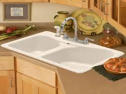Country Style Kitchen Sinks by Farm Style Sink Kitchen Faucets Country Backsplash And Country
