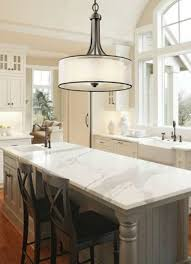 Dining Room Drum Chandelier by How To Hang Pendant Lighting In The Kitchen Drum Shade