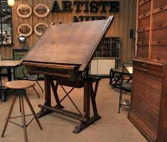 Antique Drafting Table Best Antique Drafting Table Ideas On Deskantique Desk Industrial
