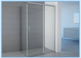 Shower Stalls With Glass Doors Customized Stainless Steel Shower Stall Sliding Glass Doors Fully