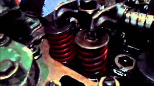 procedimento regulagem de valvulas motor mercedez om352 youtube