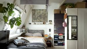 studio ideas best small studio apartment bedroom with glass domer and green