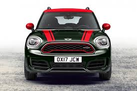 all new 2018 mini john cooper works countryman grows more muscle