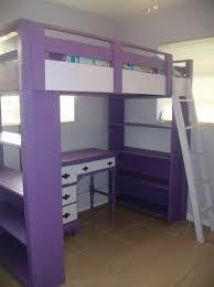 bunk beds fascinating girls loft bunk beds bedroom ideas