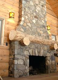 Fake Outdoor Fireplace - faux rock walls fireplace inserts lowes stone outdoor mantel