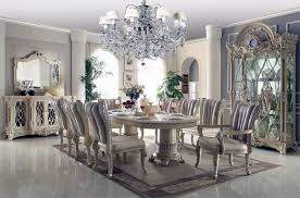 Traditional Dining Room Set Antique White Dining Room Set Home Design Ideas And Pictures