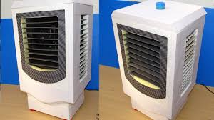 how to make air cooler at home low cost youtube