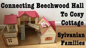 connecting the sylvanian families cosy cottage to beechwood hall