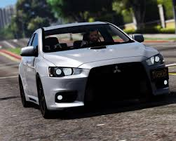 lancer evo 2016 2016 mitsubishi lancer evolution x add on replace tuning hq